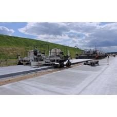 Перспективы цементнобетонного покрытия дорог